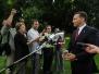 22-08-2011 - Briefing prasowy Radosława Sikorskiego