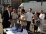 22-08-2011 - Radosław Sikorski wraz z wolontariuszami zbierał podpisy w Nakle