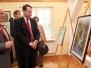 """2011-10-03 - Otwarcie wystawy """"Upominki w świecie dyplomacji"""" w Muzeum Dyplomacji i Uchodźstwa Polskiego"""