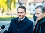11-11-2011 - Minister Spraw Zagranicznych Królestwa Norwegii z wizytą w Bydgoszczy