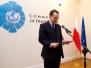 31-01-2012 - Odznaka Bene Merito dla prof. Joao Carlosa Espady