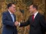 31-07-2012 - Spotkanie Radosława Sikorskiego z Mittem Romneyem