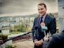 16-10-2014 - Radosław Sikorski na konwencji wyborczej gdańskiej Platformy Obywatelskiej
