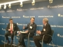 30-01-2015 - Radosław Sikorski, współtwórca unijnego programu Partnerstwa Wschodniego uczestniczył w debacie n/t strategii dla Europy Wsch. w Atlantic Council