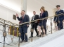 05-03-2015 - Marszałek Sejmu otworzył wystawę poświęconą rocznicy wydarzeń na Majdanie