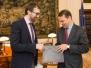 31-03-2015 - Spotkanie marszałka Radosława Sikorskiego z parlamentarzystami z Ukrainy