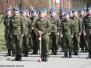 11-04-2015 - Mieszkańcy Szubina oddali hołd amerykańskim oficerom, którzy w maju 1943 r. potwierdzili odpowiedzialność  ZSRR za zbrodnię katyńską