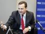 Debata ministrów Spraw Zagranicznych Polski i Szwecji