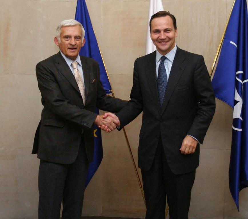 Spotkanie z polskimi posłami do Parlamentu Europejskiego (23-09-2009)