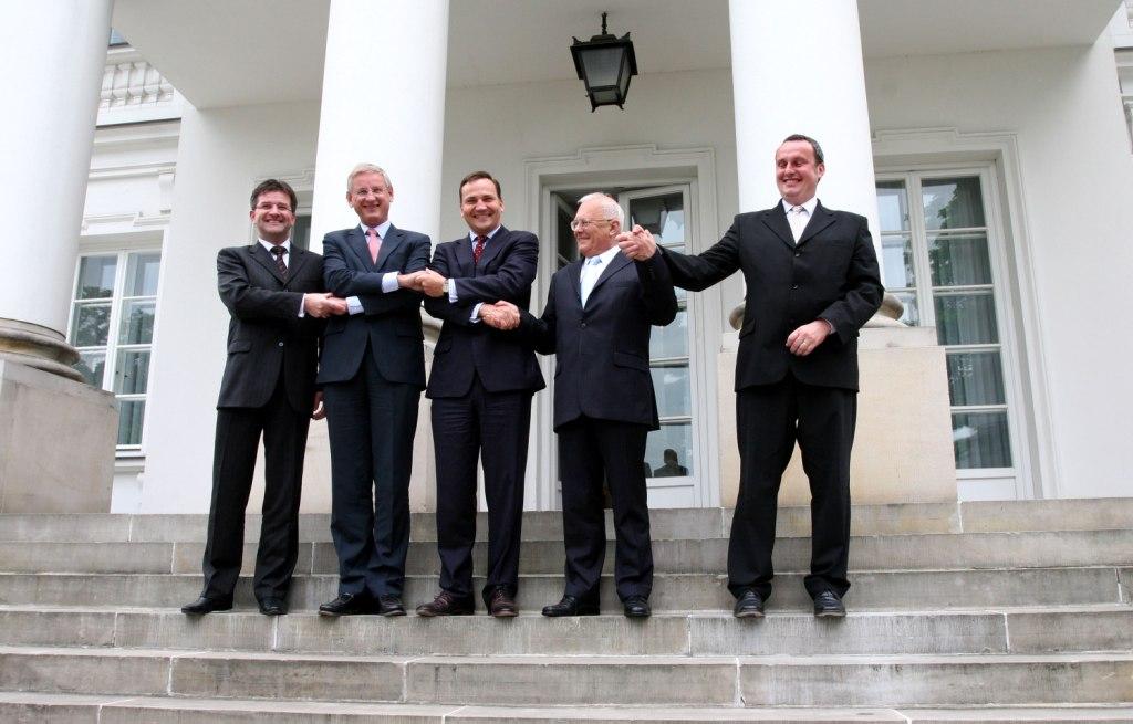 Spotkanie Ministrów Spraw Zagranicznych Państw Grupy Wyszehradzkiej oraz Szwecji (21-05-2009)