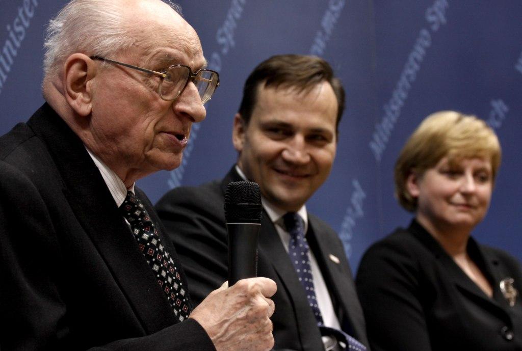 Debata Ministrow SZ w czasie Dnia Służby Zagranicznej (13-11-2009)